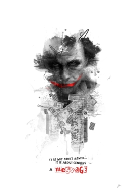 Shadow collection : the Joker