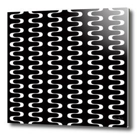 Geometric Pattern #172 (waves)
