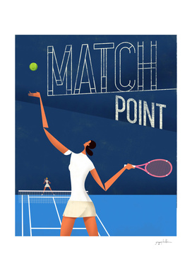 Match Point Tennis