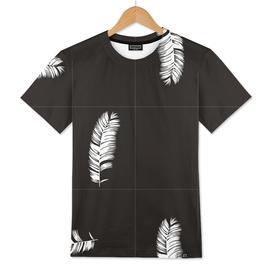 Palms Black&White