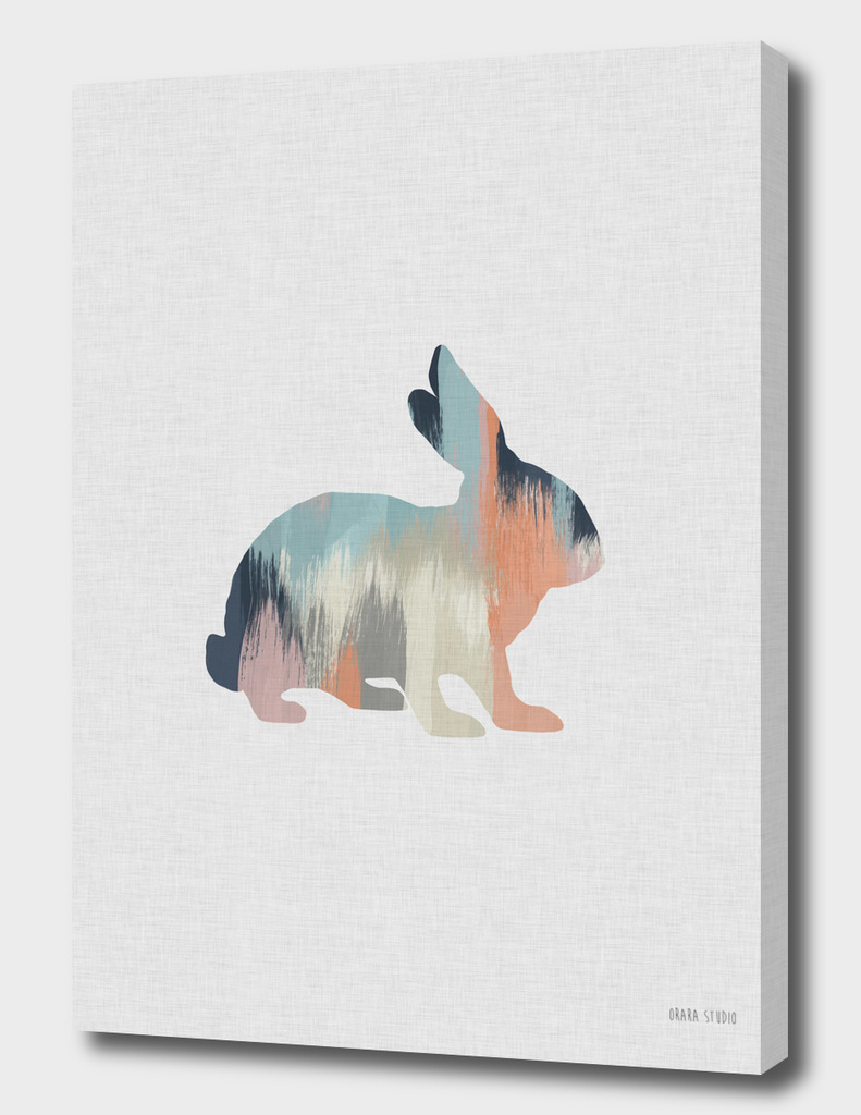 Pastel Rabbit