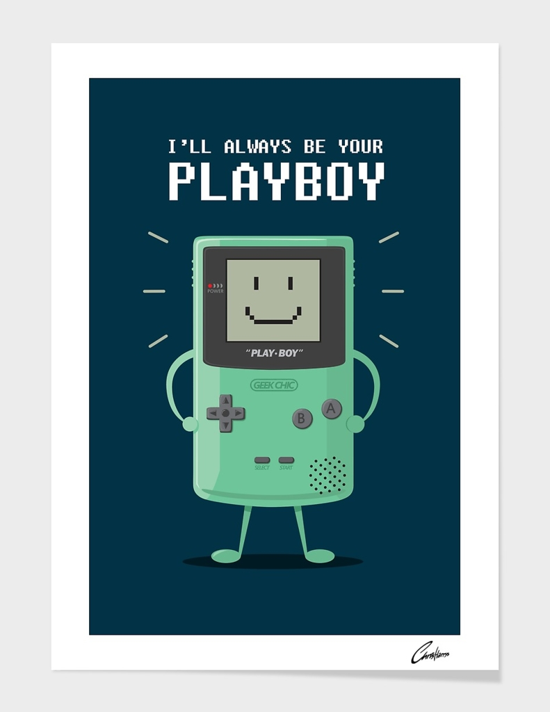 Your Playboy