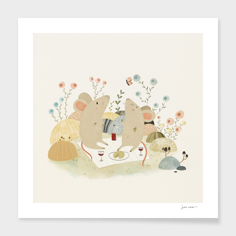 Romantic Mice
