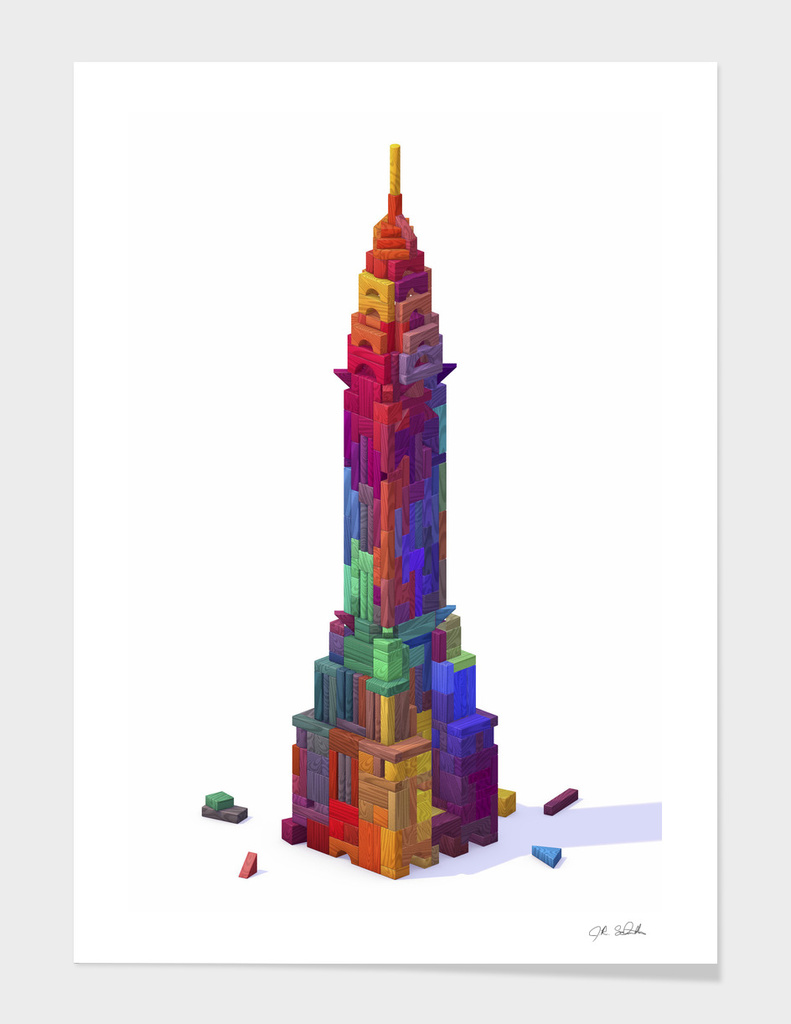 Chrysler Building main illustration