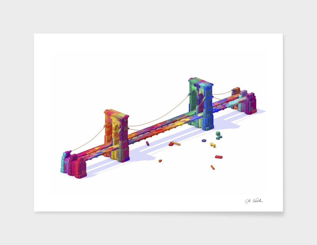 Brooklyn Bridge main illustration