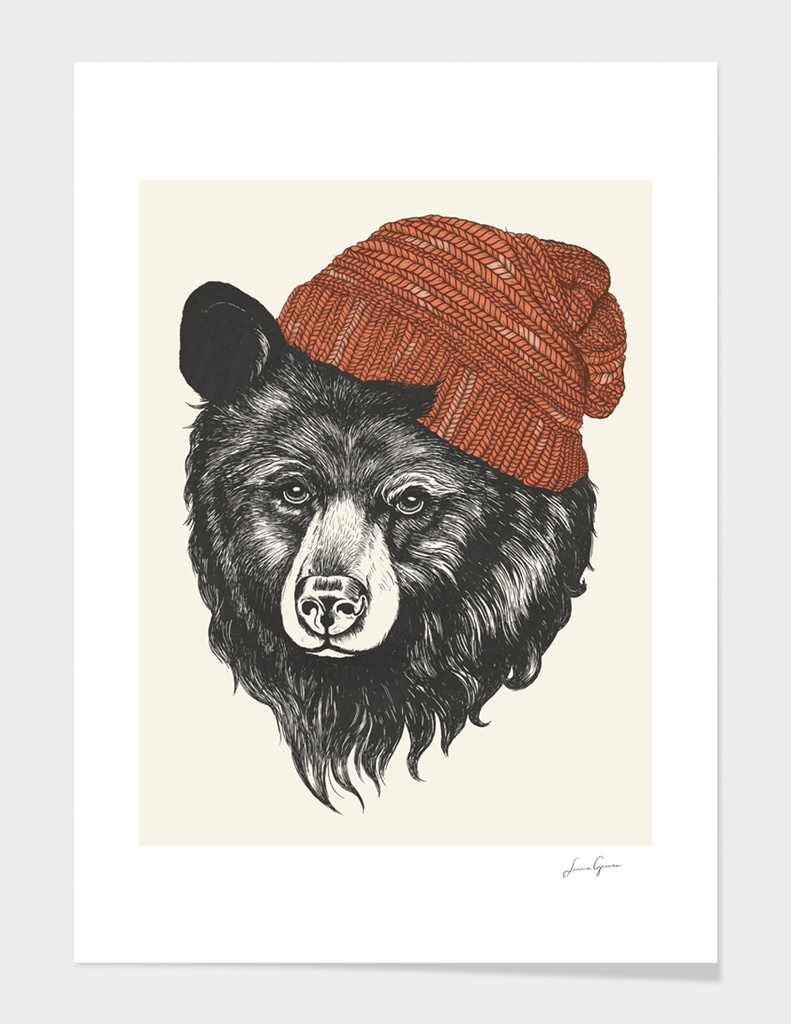 Zissou the Bear main illustration