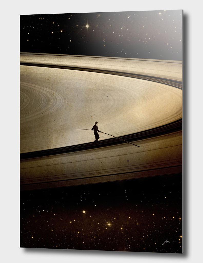Space collection : The Tightrope Walker