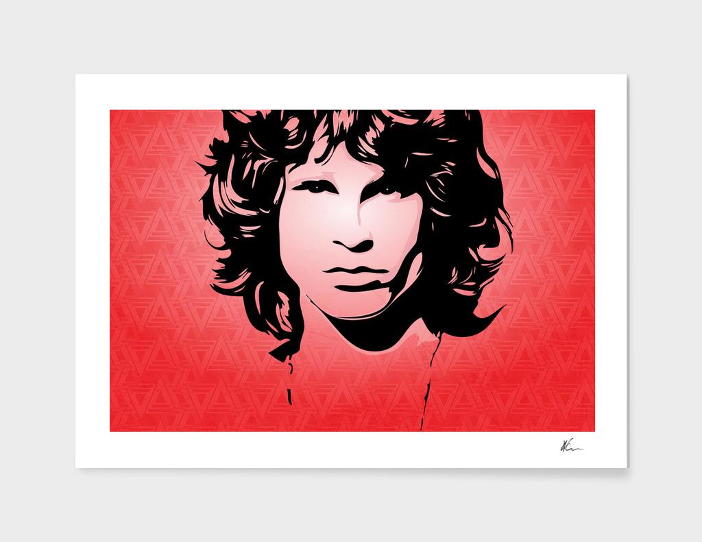 Jim Morrison | Pop Art
