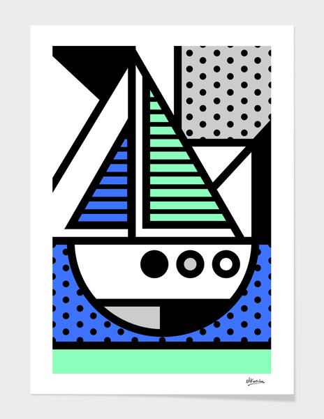 Abstracts 101: Sail main illustration