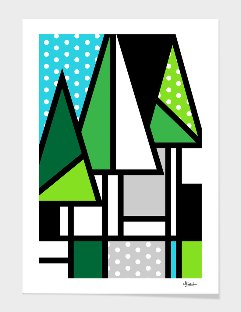 Abstracts 101: Forest main illustration