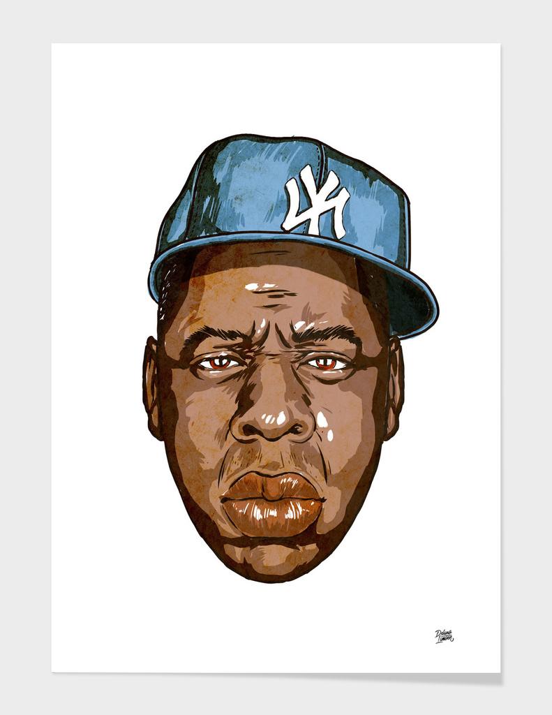 Jay Z main illustration