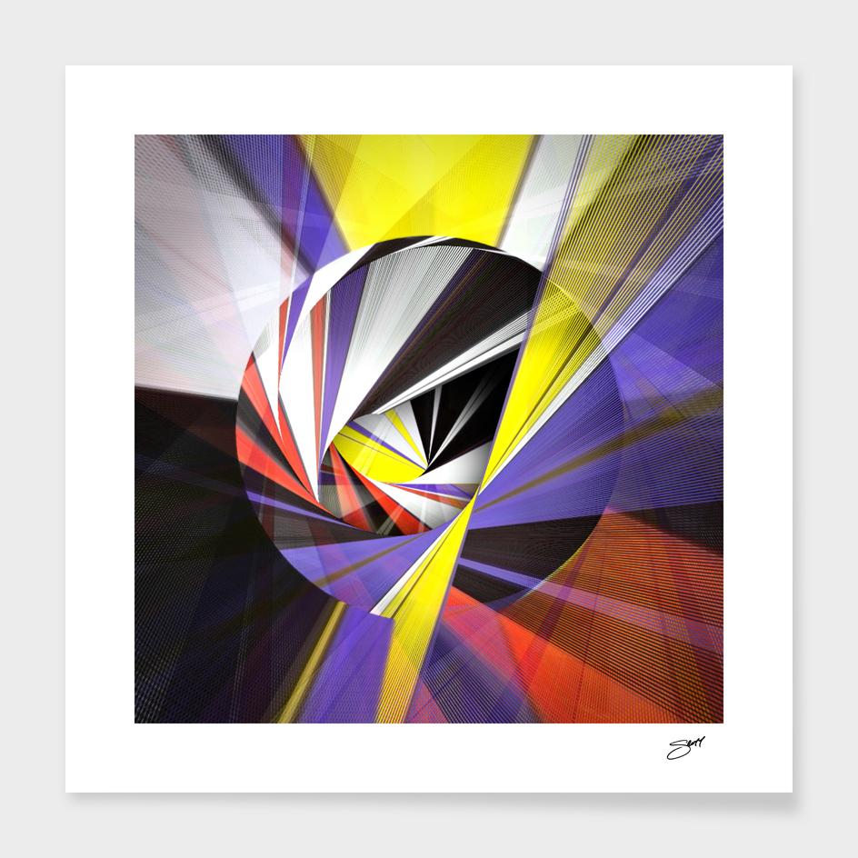 Mondrian's Makeover main illustration