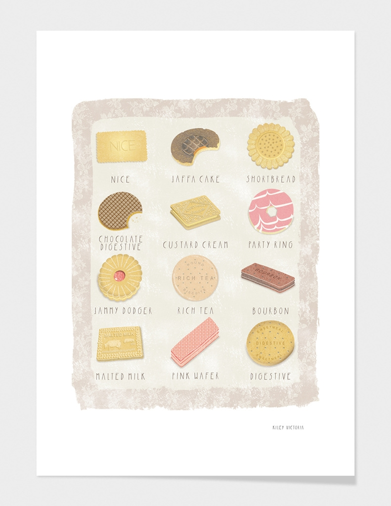 Biscuits main illustration