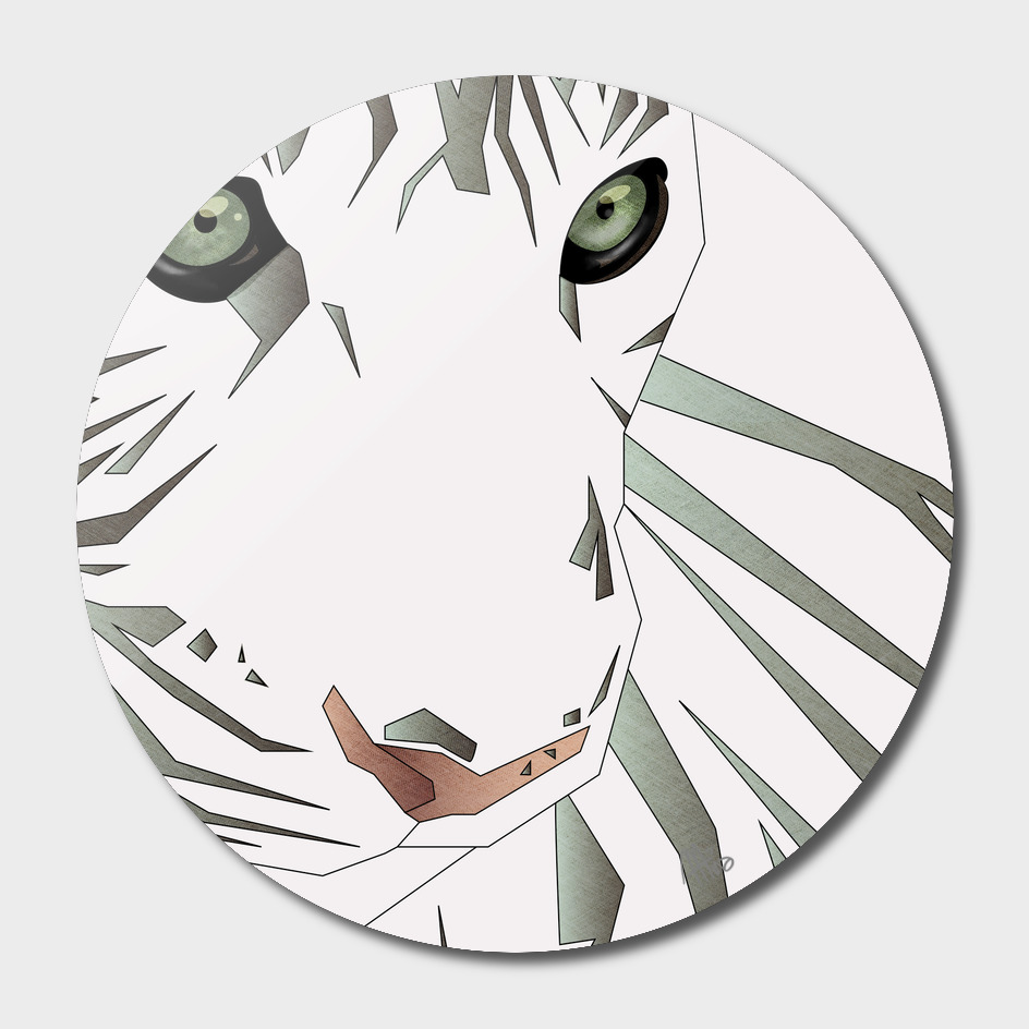 Tiger's Tranquility main illustration