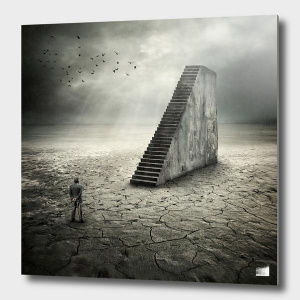 Stairway main illustration