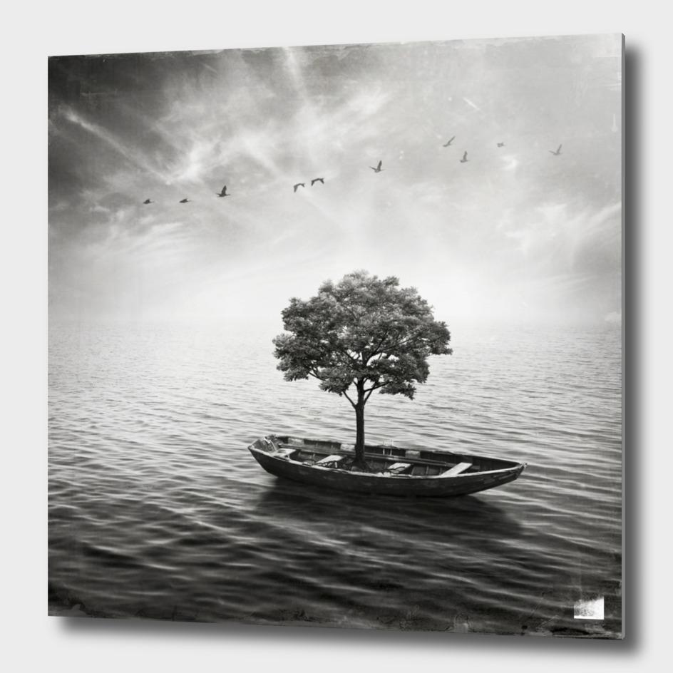 Lifeboat main illustration
