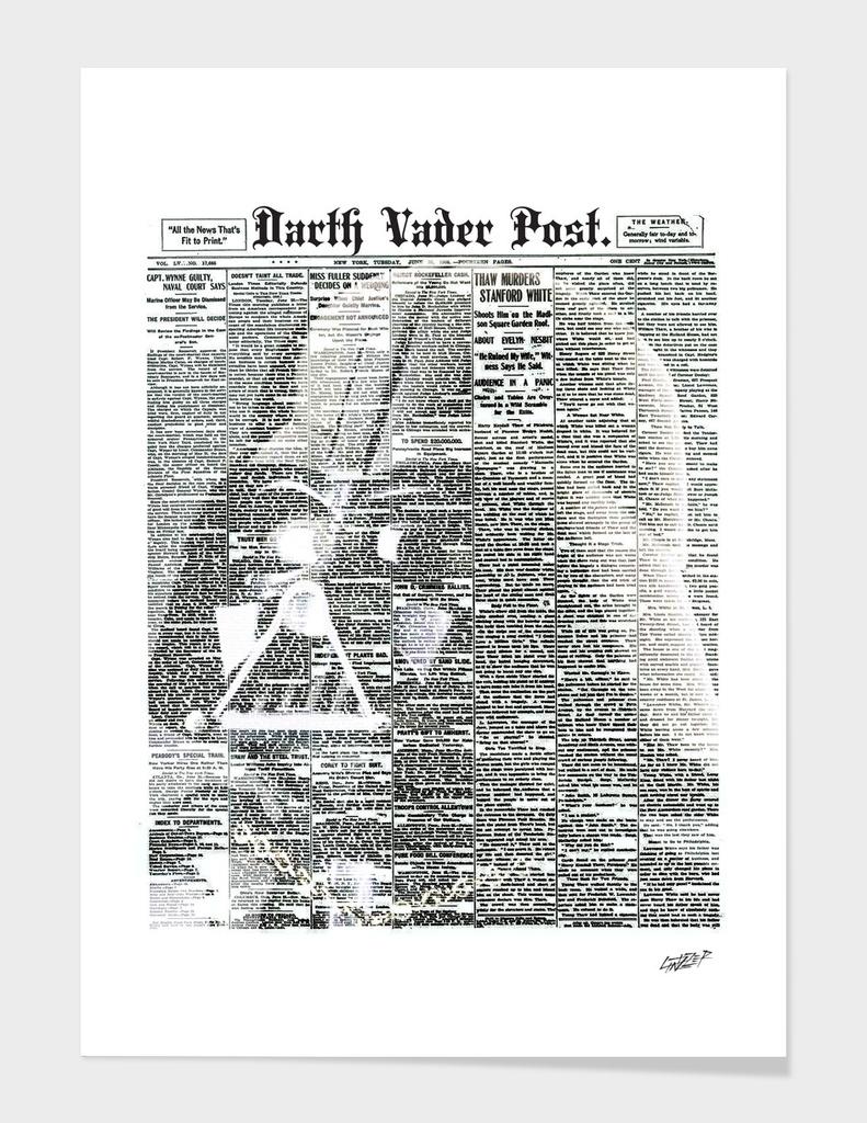 Vader Post main illustration