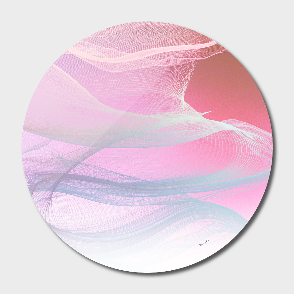 Flow Motion Vibes 1. Ombre Pink