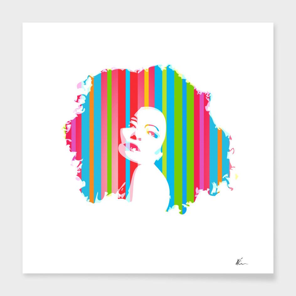Diana Ross   Pop Art