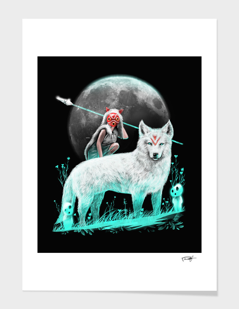 Nightly Spirits main illustration