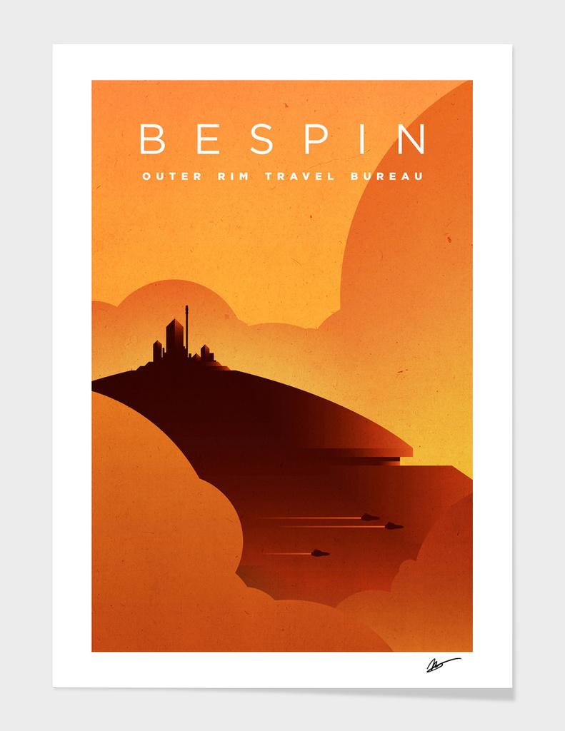 Outer Rim Travel Bureau: Bespin