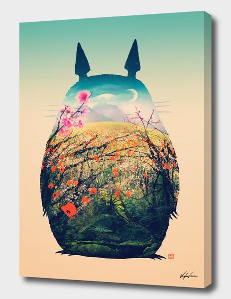 Tonari No Totoro, Special Edition main illustration