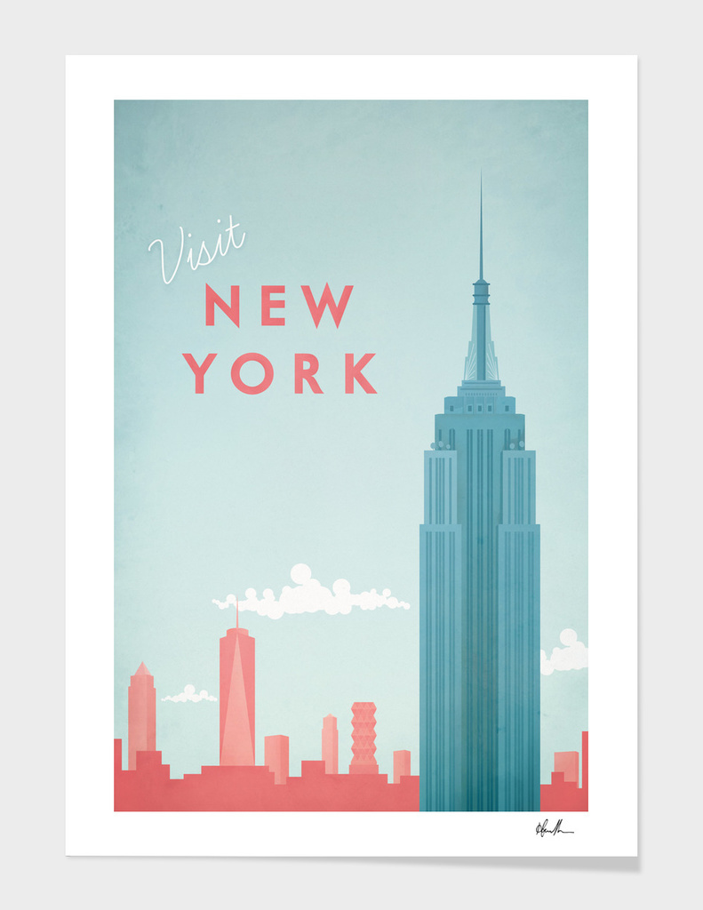 New York main illustration