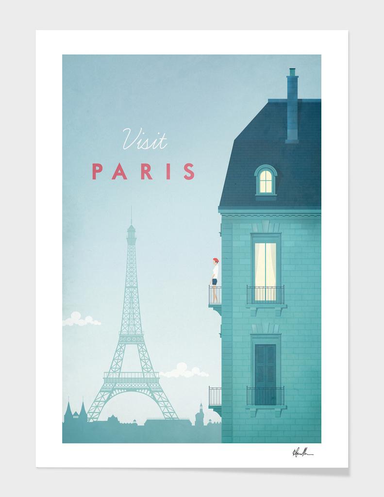Paris main illustration