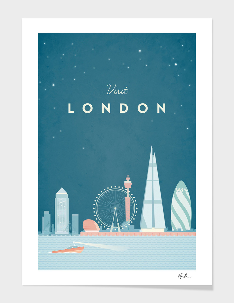 London main illustration
