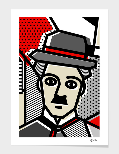 Abstracts 101: Charlie Chaplin main illustration