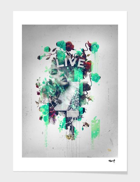 Live 4ever main illustration