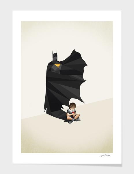 Gotham Shadows main illustration