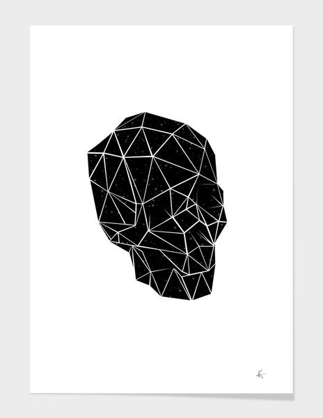 Space Skull main illustration