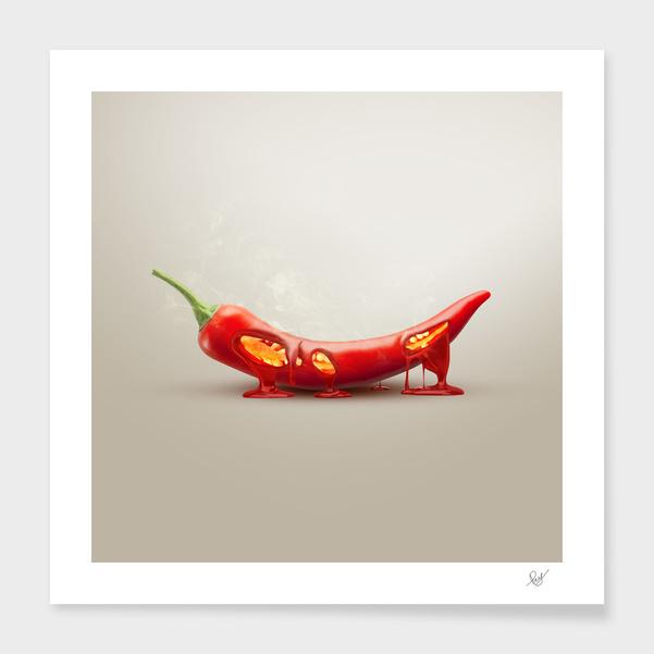 Chili Pepper main illustration