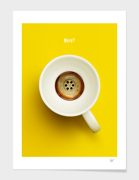 More Coffee main illustration