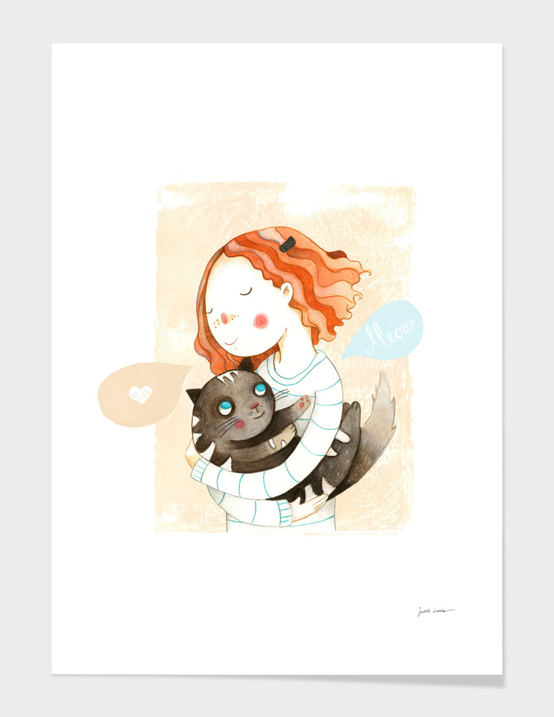 Meow main illustration