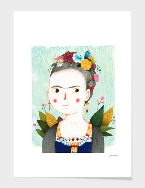 Frida main illustration