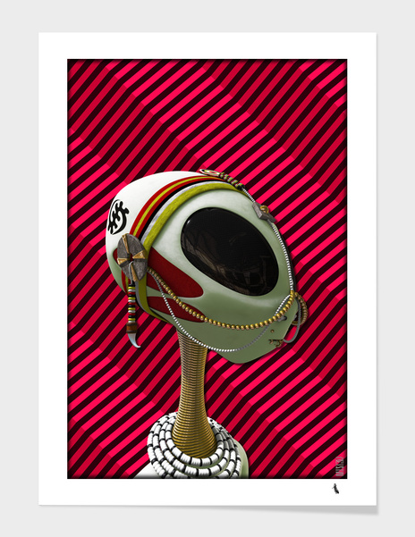 African Aboriginal main illustration