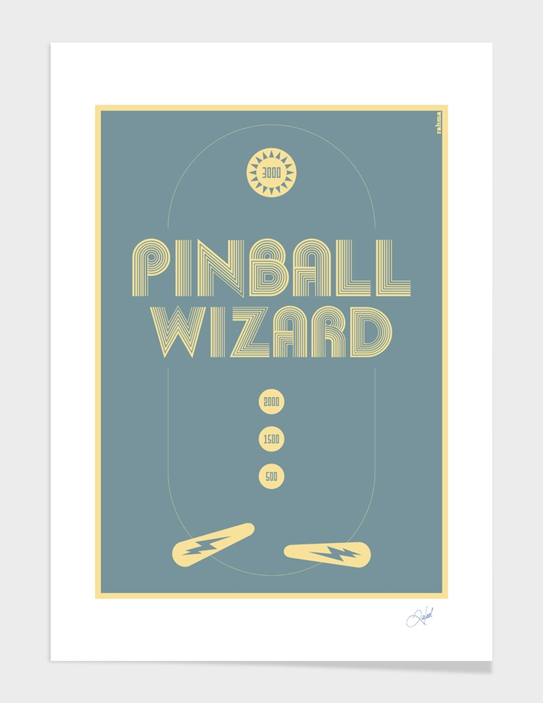 Pinball Wizard main illustration