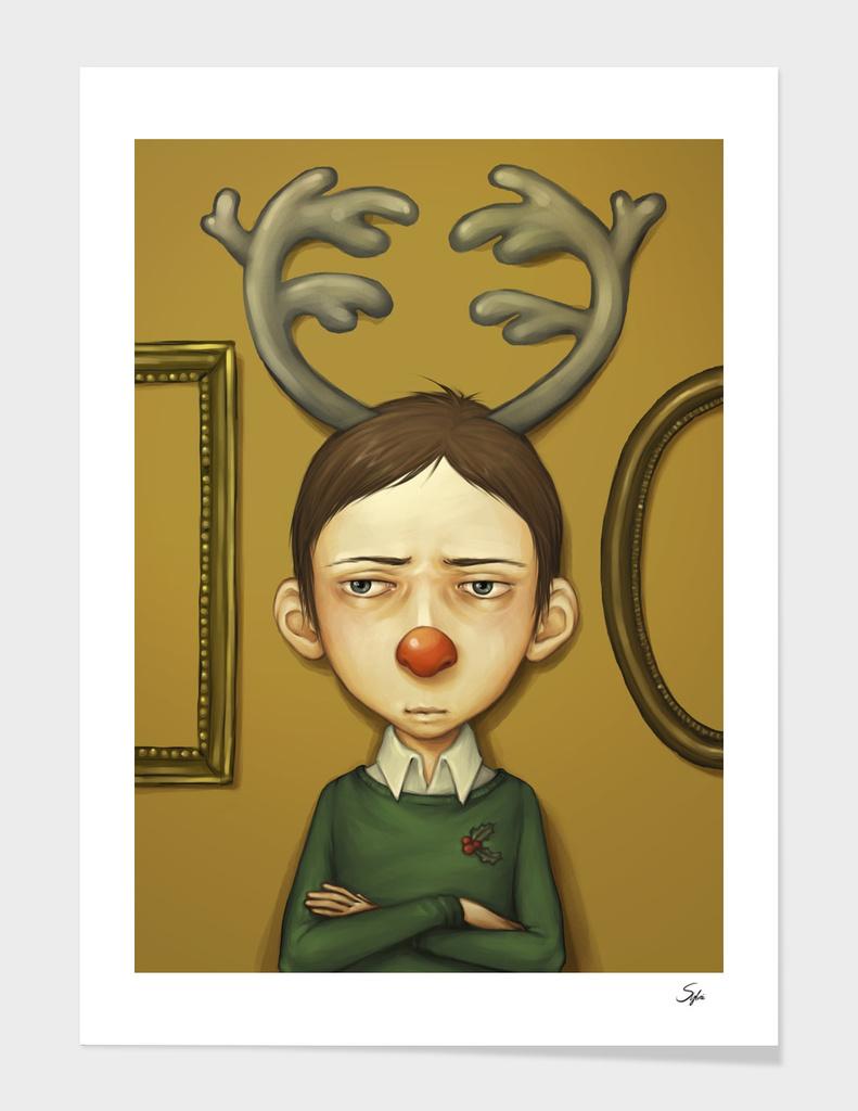 the worst christmas ever main illustration