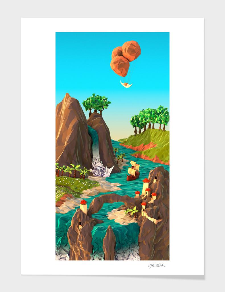 Grotto main illustration