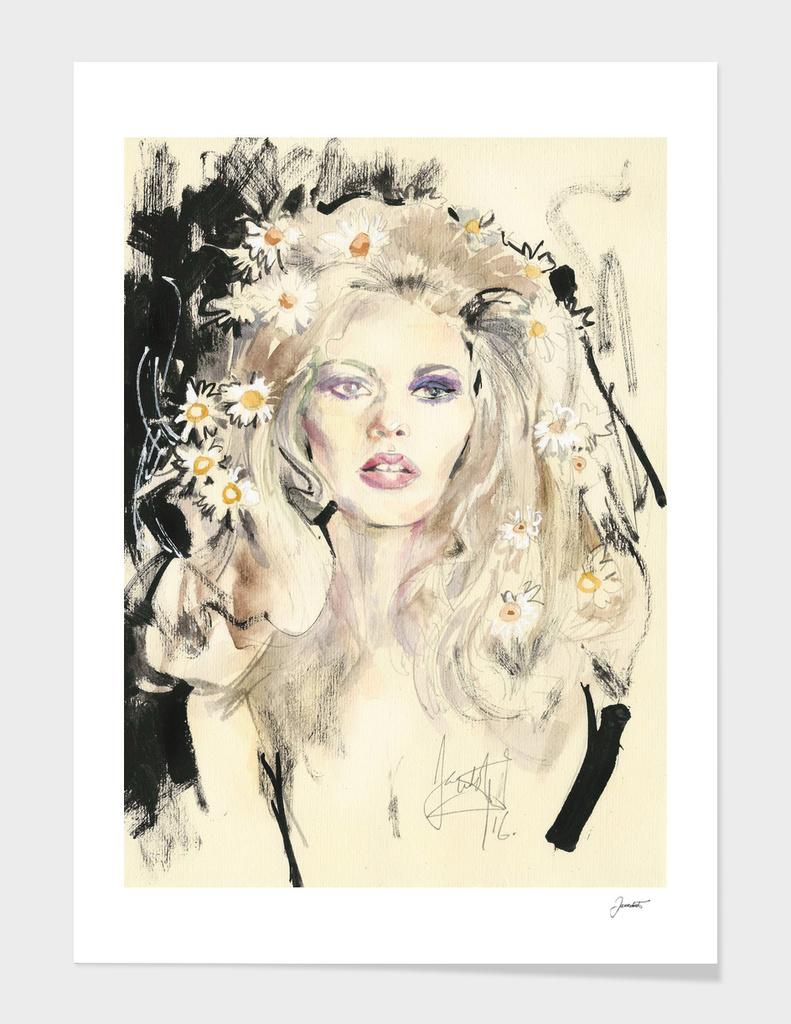 Brigitte Bardot main illustration
