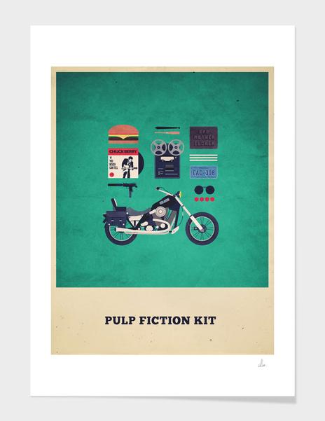 Pulp Fiction Kit main illustration