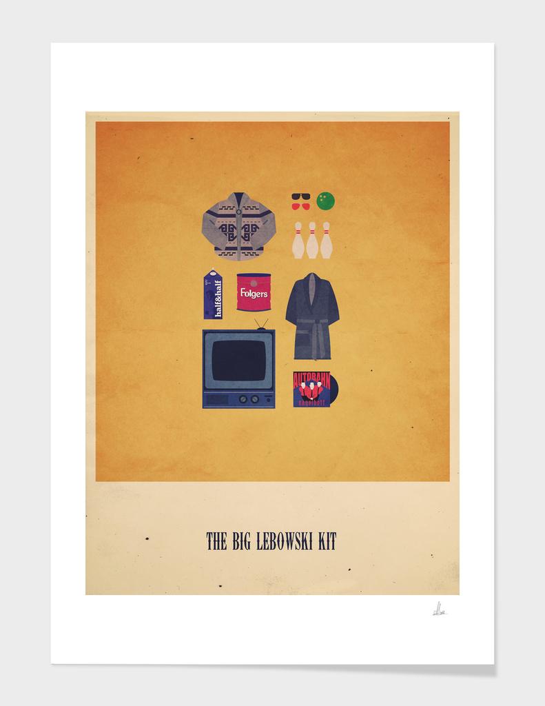 The Big Lebowski Kit main illustration