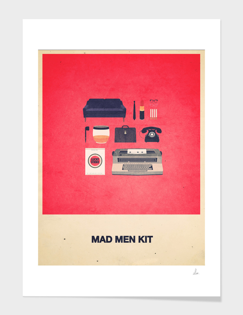 Mad Men Kit