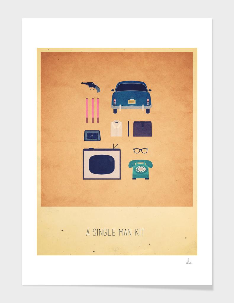 A Single Man Kit main illustration