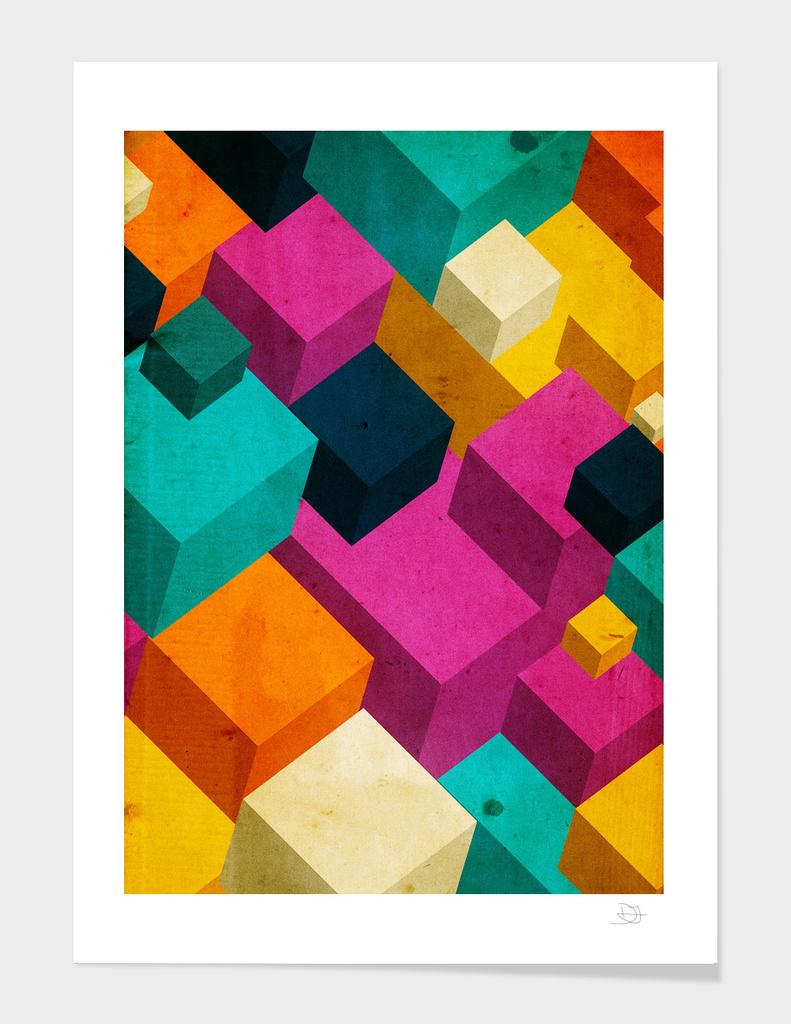 Happy Cubes main illustration