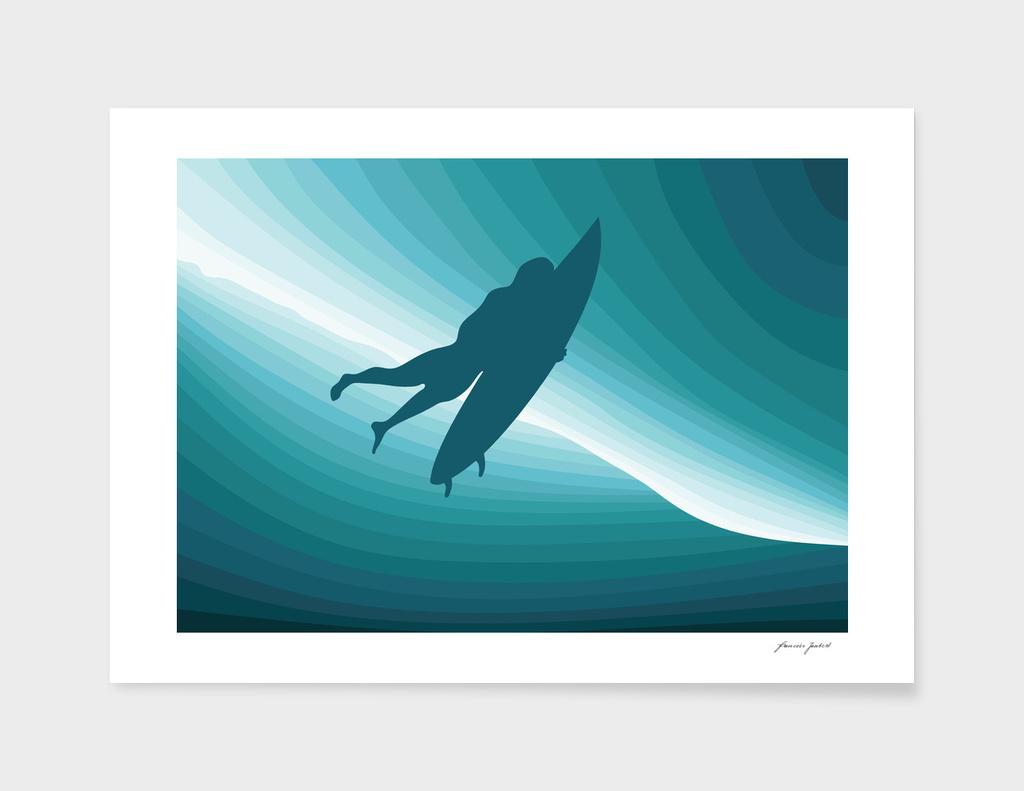 SE0101-Duckdive main illustration