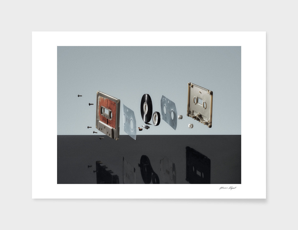 Audio Tape main illustration