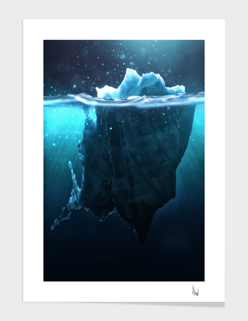 Caustic Icebergs - 06 main illustration